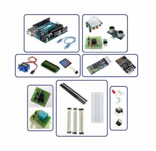 Combo Kit - Arduino Uno Starter Kit Manufacturer from Guwahati