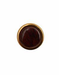 Fancy Shank Coat Button