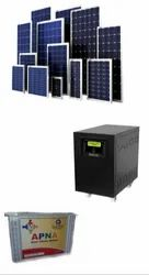 Ongrid and Off Grid Solar Power Plant