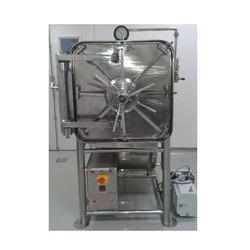 Double Wall Horizontal Autoclave