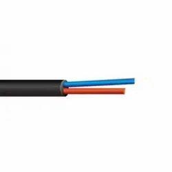 Mega Cab Two Core Aluminum Unarmoured Cable, Conductor Stranding: Aluminium, Nominal Voltage: 650-1100v