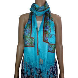 Viscose Cotton Scarves