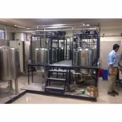 SS Blending Machines, For Industrial, Capacity: 500-1000 L