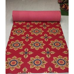 Printed Tent Mat Roll