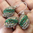 Green Stone Turkish Set