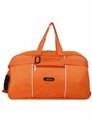 Light Orange Travel Bag