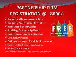 Partnership Firm Registration Service, Company Location: Pan India