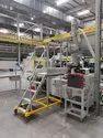 Cantilever Mobile Work Platforms
