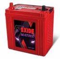 Exide Matrix Batterie
