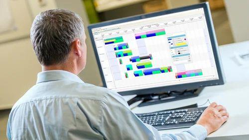 Siemens Advance Scheduling Software