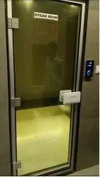 Steam Room Glass Door