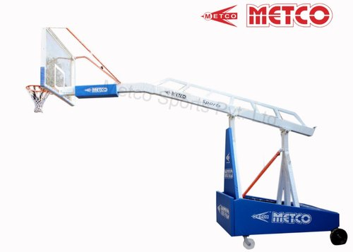 Basketball Pole Height Adjustable and Movable