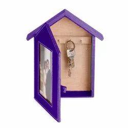 Hut Shape Key Holder, Packaging Type: Carton Box