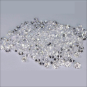 0.8mm 0.004ct Lab Grown Diamonds HPHT DEF VVS VS Round Brilliant Cut 1 Total Carat Weight