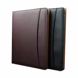 Conference Folder, Document Folder With Writing Pad Holder