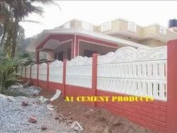 DESIGN COMPOUND WALL