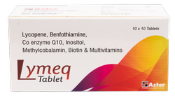Multivitamin & Antioxidant ( Lymeq Tablet)