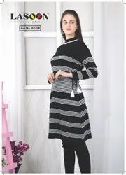 5036 Ladies Woolen Kurties