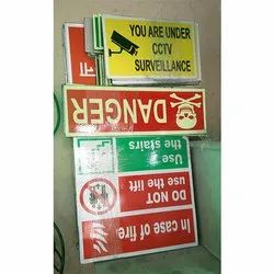 Glow Sign Plates