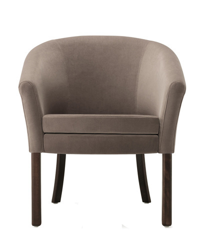 Fine Dining Chairs: Brown Metro Plus Life Style Restaurant Fine Dine Chair, Rs