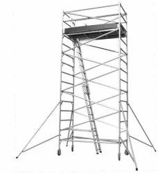 Narrow Aluminium Scaffold Tower