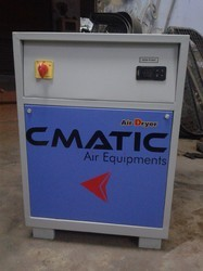C Matic Polished Industrial Air Dryer, Capacity: Up To 300 Cfm, 240 V