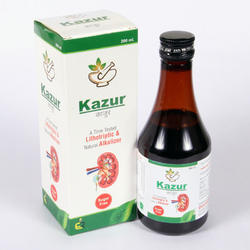 Lithotriptic And Natural Alkalizer Syrup