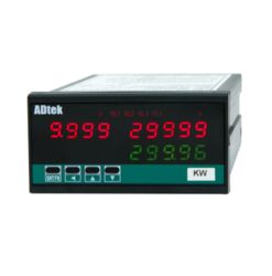 VAW DC Multifunction Power Meter