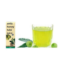 Organic Amla Honey Tulsi Juice