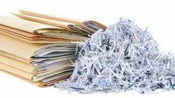 White Paper Scrap