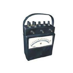 Electronic Portable Wattmeter