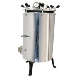 Vertical High Pressure Autoclave