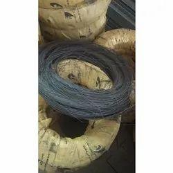 Mild Steel Construction Binding Wire, Gauge: 18