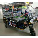 Mini Metro M1 Battery Operated E Rickshaw