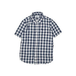 Cotton Regular Wear Kids Casual Shirt