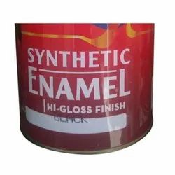 High Gloss Nerolac Synthetic Enamel Paint, Packaging Type: Tin