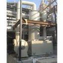 Florine Gas Wet Scrubber