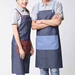Cotton Standard Cooking Apron, Packaging Type: Poly Pack