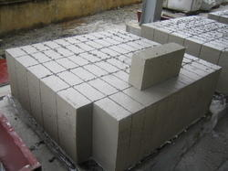 Rectangular CLC Cellular Lightweight Concrete Brick