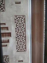 Wardrobe PVC Design Door