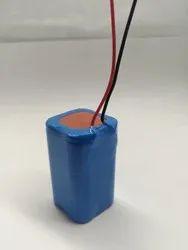 Cham 7.4V, 5200mAH Li-ion Battery Pack, Industrial Flat Top