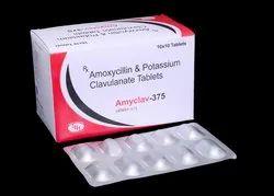 Amoxycillin 250mg & Potassium Clavulanate 125mg Tablets