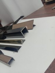 Stainless Steel PVD Coated Profiles
