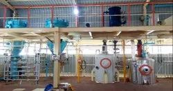 Electric Continuous Vegetable Oil Bleaching Section