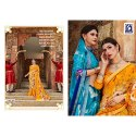 Rachna Georgette Seerat Catalog Saree Set For Woman
