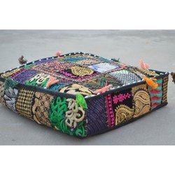 Handicraft Square Ottoman