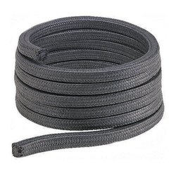 Black Gland Packing Rope