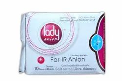 Cotton Lady Anion Sanitary Napkin