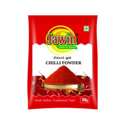 Chilli Powder Laminated Pouches