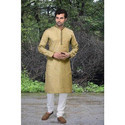 Elegant Designer Stylish Mens Kurta With Churidar